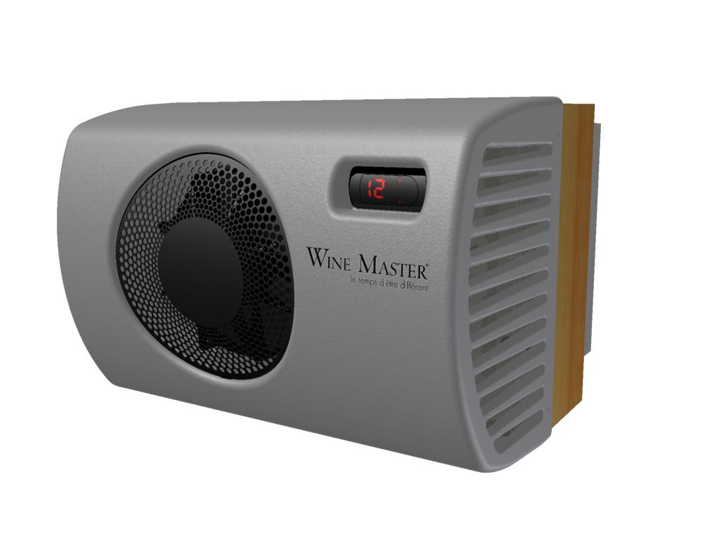 Winemaster c25sr encastr picla - Climatiseur a condensation ...