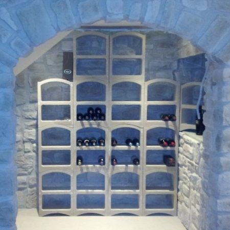 Privé wijnkelder