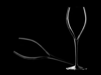 LehmannGlass-Opale - champagneglas