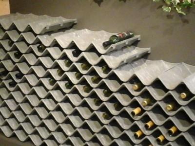 ZigZag wijnrek ecologisch