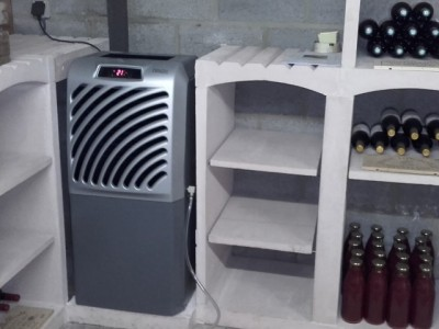 Privé, Rosières - Winemaster SP100Split