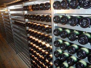 Bakus rangement bouteilles