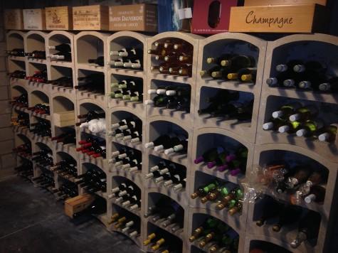 Rangement bouteilles Bloc Cellier