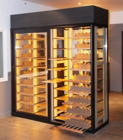 Cavisio, cave à vin sur mesure
