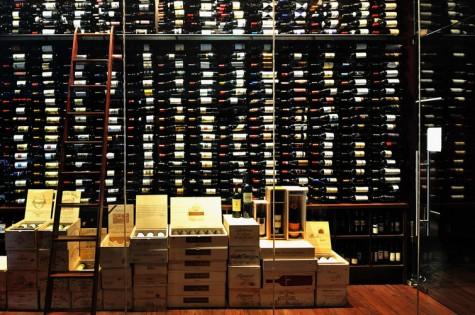 VintageView - wijnrek metaal
