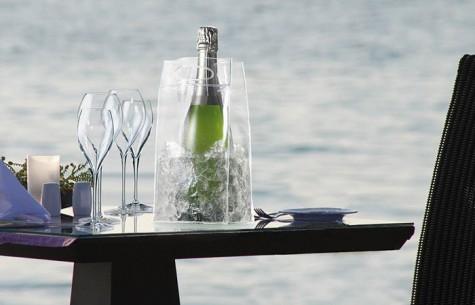 Lehmann Glass seau  vasque - koelemmer