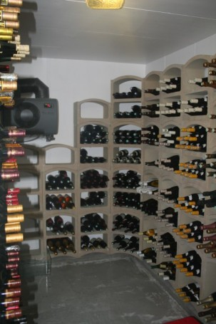 Privé, Ixelles - Bloc Cellier & Winemaster