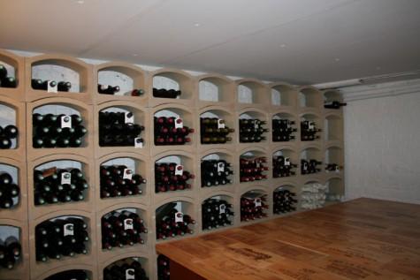 Privé, Jette - Wintower, Bloc Cellier, Winemaster