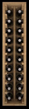 VinoWood 105 - 20 flessen/bouteilles