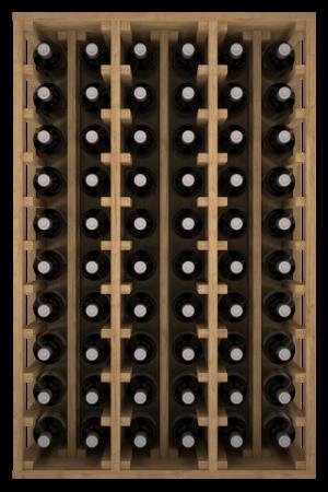 VinoWood 105 - 60 flessen/bouteilles