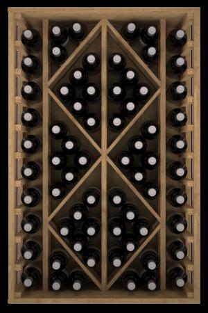 VinoWood 105 - XX- 68  flessen/bouteilles