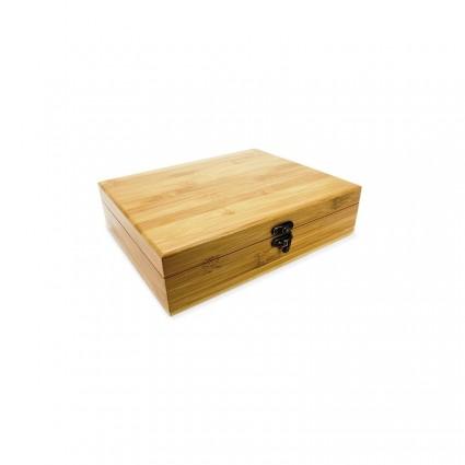Coffret bambou set