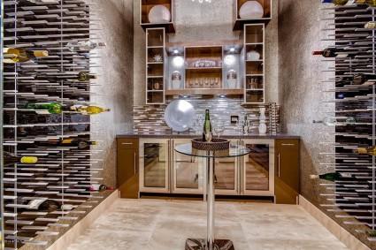 STACT wijnrek - rangement bouteilles Piano Black