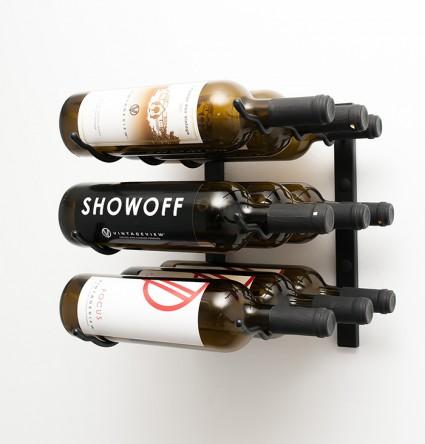 Vintage View 3 x 3 flessen 3 bouteilles