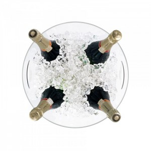 Koelemmer/Vasque  Quadra 4 flessen/bouteilles
