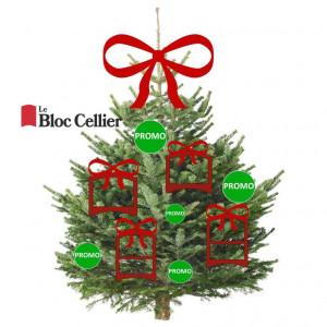 Bloc Cellier promo rouge