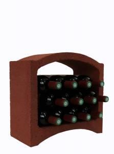 Bloc Cellier 2/3 rouge
