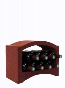Bloc Cellier 1/2 rouge