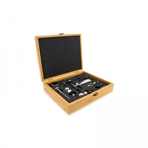 Coffret bambou / Koffer in bamboe