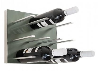 STACT wijnrek Gunmetal Grey
